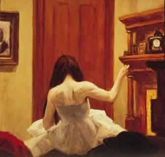 Summer Interior II - Edward Hopper
