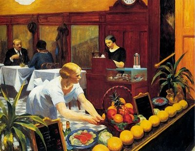 Tables for Ladies - Edward Hopper