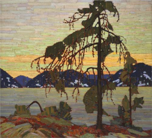 The Jack Pine - Tom Thomson