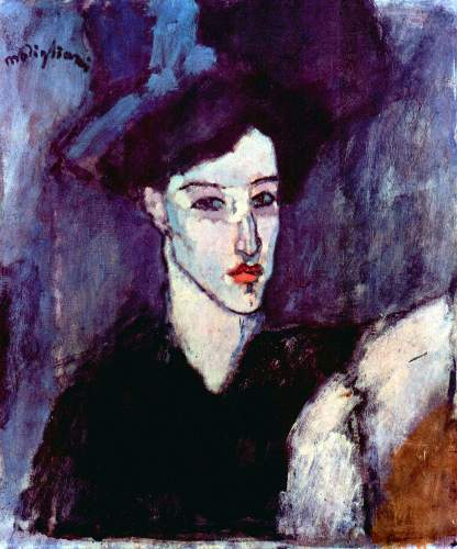 The Jewish Woman - Amedeo Modigliani