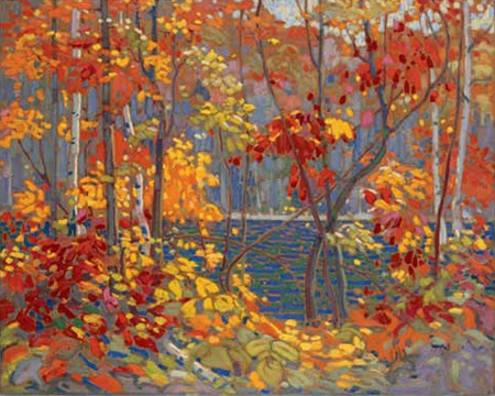 The Pool - Tom Thomson