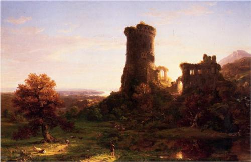 The Present - Thomas Cole