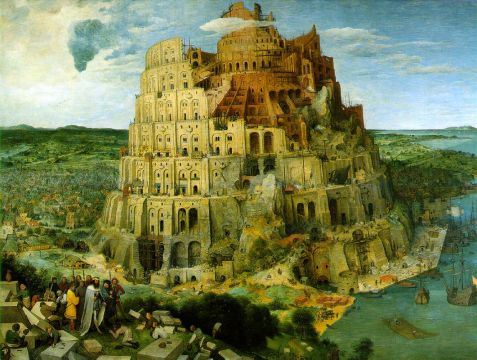 Tower of Babel - Pieter Bruegel