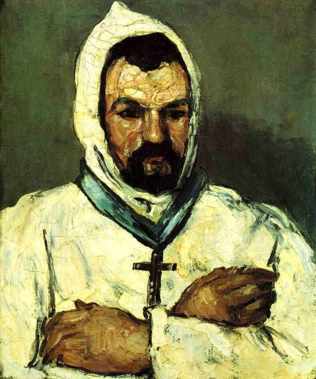 Uncle Dominic - Paul Cezanne