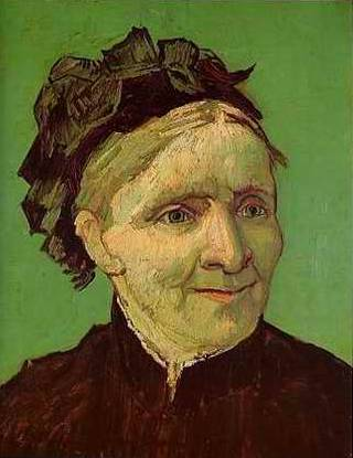 Van Gogh's Mother - Vincent van Gogh