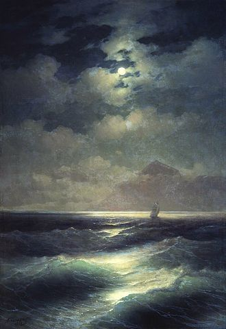 Ivan Aivazovsky Painting Reproductions For Sale Canvas