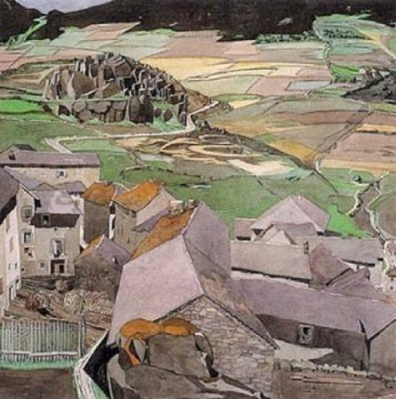 Village of La Llagonne - Charles Mackintosh