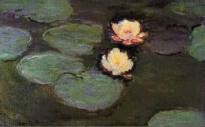 Water Lilies 1897 - Claude Monet