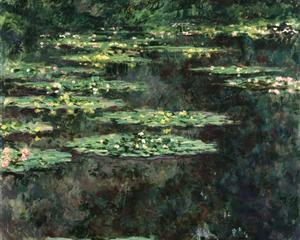 Water Lilies 1904 - Claude Monet