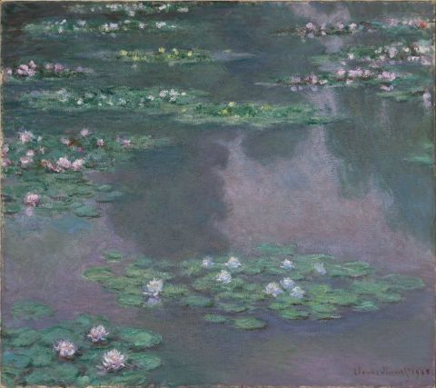 Water Lilies 1905 - Claude Monet