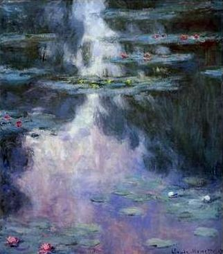 Water Lilies 1907 - Claude Monet