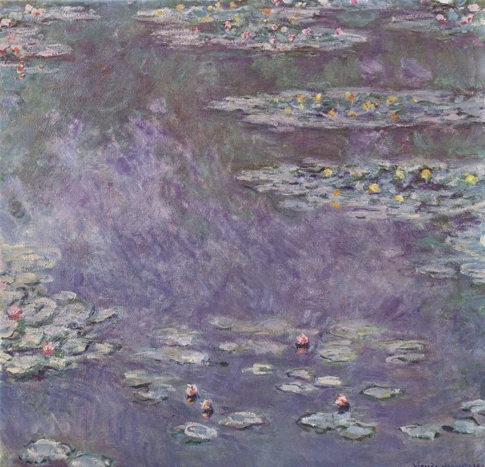 Water Lilies 1908 III - Claude Monet