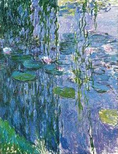 Water Lilies 1916 - Claude Monet