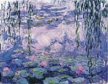 Water Lilies 1917 - Claude Monet