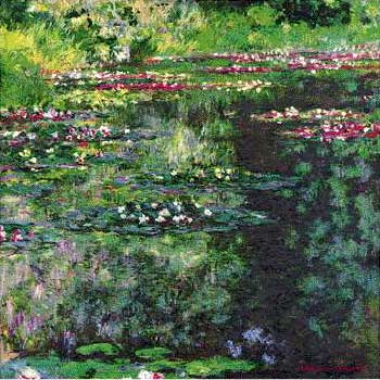 Water Lilies II 1914 - Claude Monet