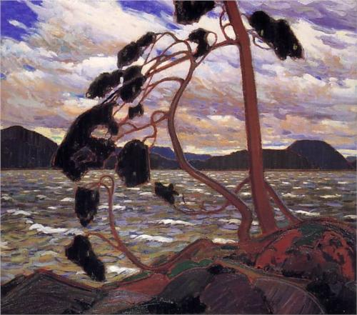 West Wind - Tom Thomson