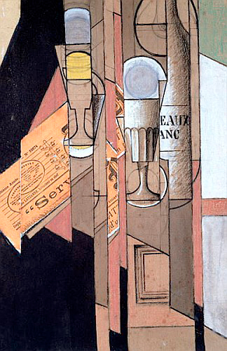 White Bordeaux - Juan Gris