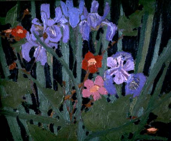Wild Flowers - Tom Thomson