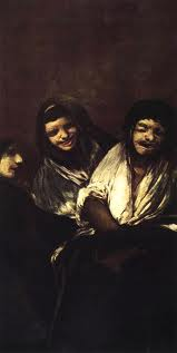 Women Laughing - Francisco Goya