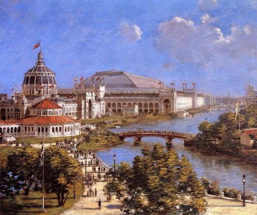 World's Columbian Exposition - Theodore Robinson